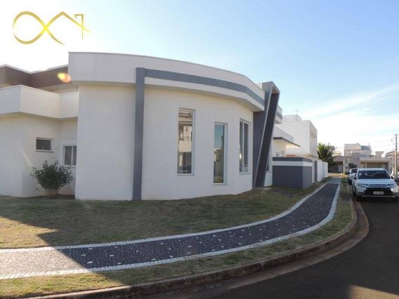 Casa Com 3 Dormitórios À Venda, 187 M² - Reserva Real - Paulínia/sp - Ca1441