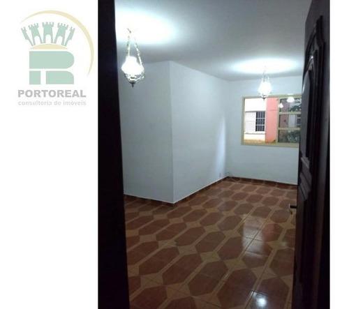 Imagem 1 de 6 de Apartamento - Ref: 03417
