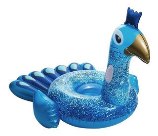 Flotador Inflable Pileta Bestway Pretty Peacock 41101 Pavo