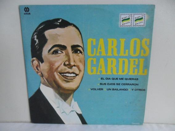 Lp Disco Vinil - Carlos Gardel - El Dia Que Me Quieras