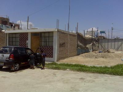 Casa A 5 Minutos De Playa (hora Y Media De Lima)