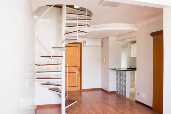 Apartamento No 7º Andar Com 1 Dormitório E 1 Garagem - Id: 892949568 - 249568