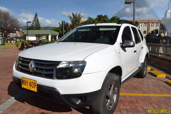 Renault Duster Expression 1.6 Mecánico 4x2