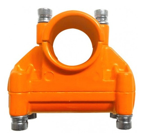 Suporte Do Guidão Roçadeira Tubo 26mm / Guidão 19mm