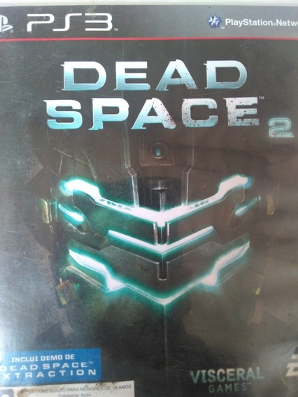 Dead Space 2 Ps3 Original , Mídia Física , A Pronta Entrega