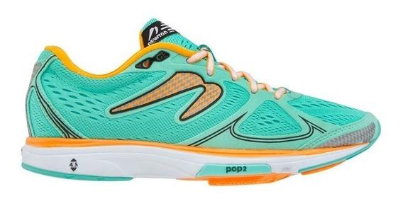 Zapatos Deportivos | Newton Running | Color Menta | Mujer