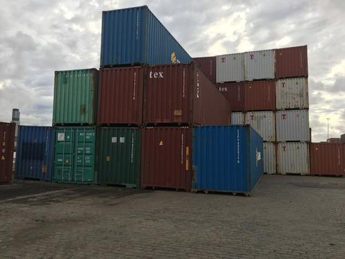 Contenedores Maritimos Containers Usados 20/40 Escobar