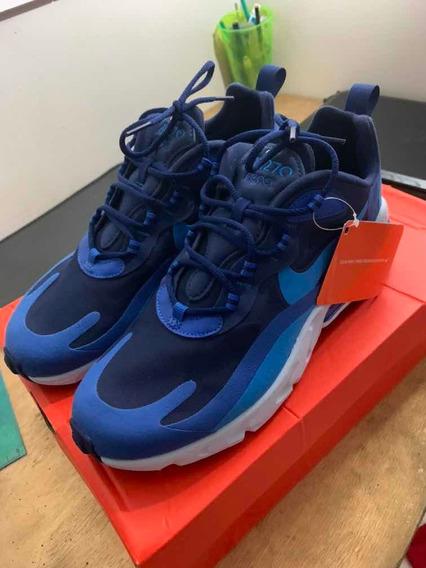 Tênis Nike Air Max 270 React impressionism Art -tamanho 39