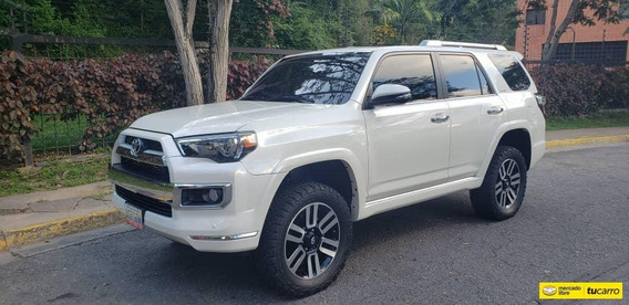 Toyota 4runner Limited-automática