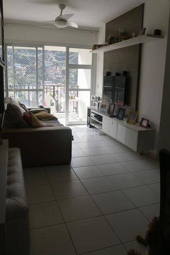 Apartamento Com 3 Dormitórios À Venda, 83 M² Por R$ 480.000,00 - Santa Rosa - Niterói/rj - Ap34902