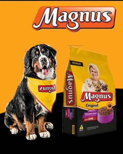 Ração Magnus Shopping Da Rações
