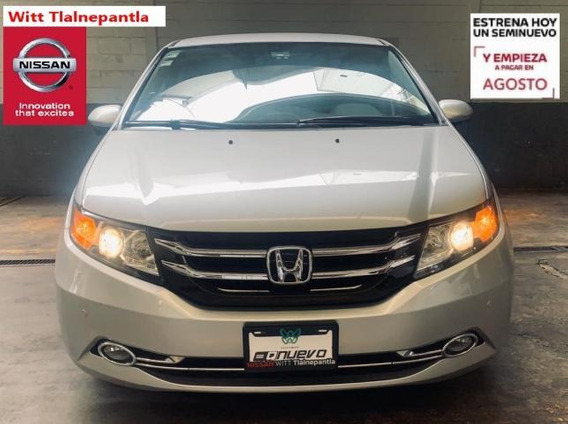 Honda Odyssey Suv 5p Exl V6/3.5 Aut