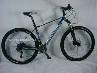 Bicicleta R29 Mazzi 27v Frenos Hidráulicos Shimano