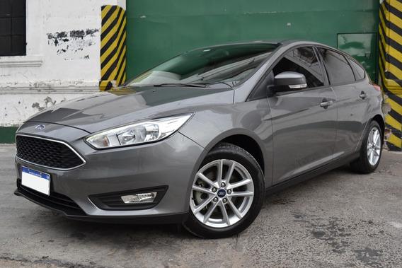 Ford Focus Iii 1.6 S 2017 / Unico Dueño / Impecable