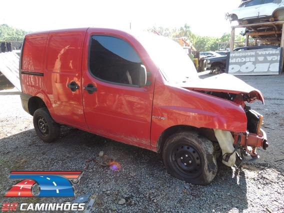 Sucata Fiat Doblo Cargo 1.3 2005/2006 Para Venda De Peças!
