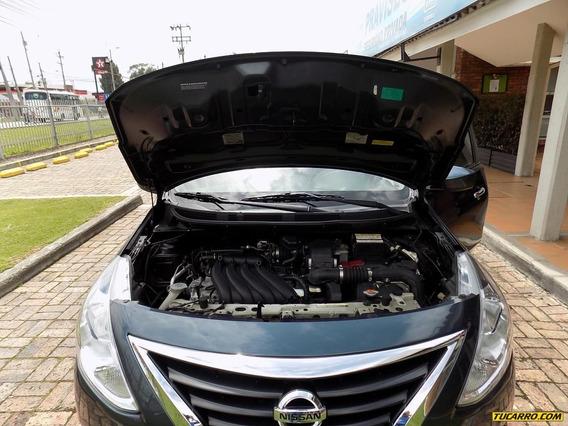 Nissan Versa Advance 1.6 Mt Aa