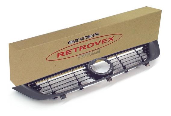 Grade Do Radiador Preta - Vectra 2000