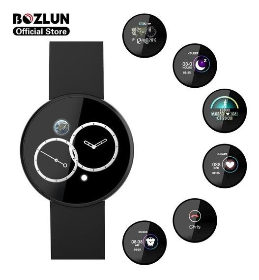 Relogio Rastreador Smartwatch Para Homem Mulher Bozlun B36m