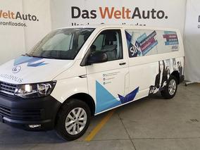 Volkswagen Transporter 5p Tdi L4/2.0/t Aut 8/ Pas P/e
