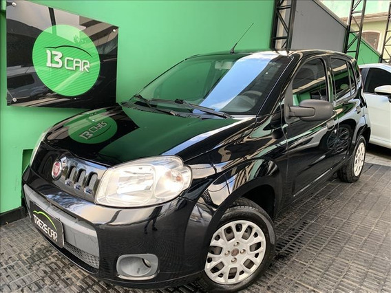Fiat Uno 1.0 Evo Vivace 8v Flex 4p - Completo