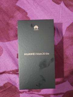 Celular Huawei Mate 20 Lite Telcel