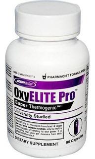 Oxyelite Pro 90 Cápsulas - Usp Labs Super Termogênico Eua