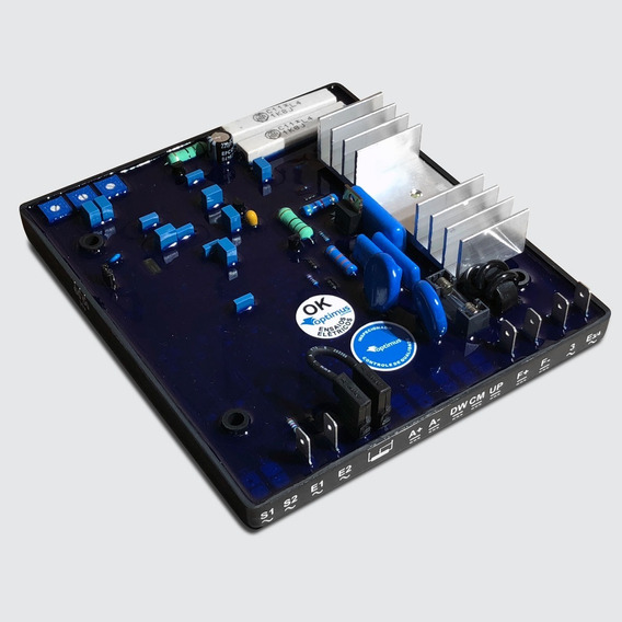 Regulador Analógico Avr-a-opt-06 10a Am/220m S/par
