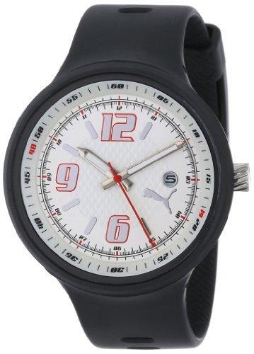 Relojes De Pulsera,hombres Puma Pu910691002 Slick 3 Mano..