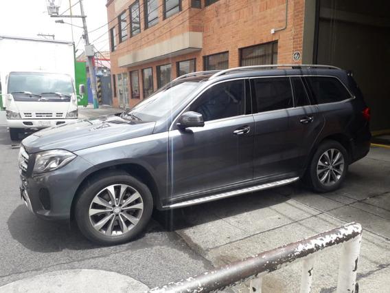 Mercedes-benz Gls 500 Mod. 2017 Blindada Sin Pico Y Placa