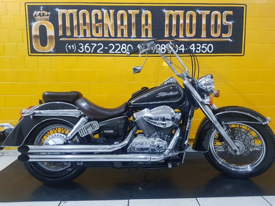 Honda Shadow 750 - Ano 2007 - Km 49.000