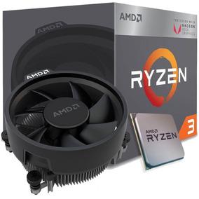 Processador Amd Ryzen 3 2200g Quad Core Vega 8 Cooler Wraith
