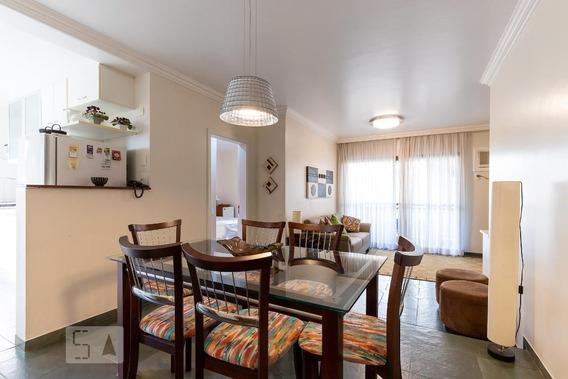 Apartamento No 1º Andar Com 1 Dormitório E 1 Garagem - Id: 892962740 - 262740