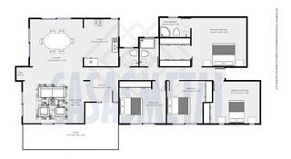Casa Prefabricada Metalcon Mediterráneo Nativa 140m2 Rootman