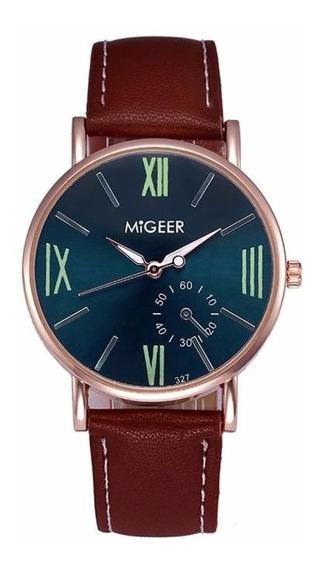 Relógio De Pulso Militar De Luxo Masculino Promoção R580