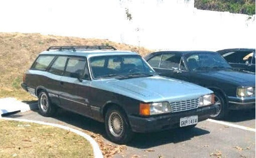 Chevrolet Caravan Diplomata
