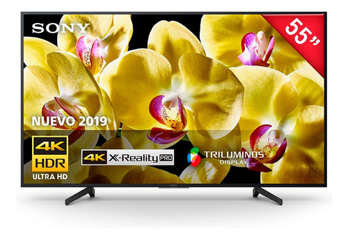 Smart Tv 55 PuLG Led 4k Hdr Android Bravia Xbr-55x800g Sony