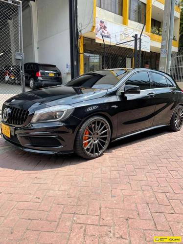 Mercedes-benz Clase A  A45 Amg Turbo