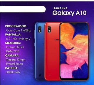 Samsung Galaxy A10 Oferta Nuevos