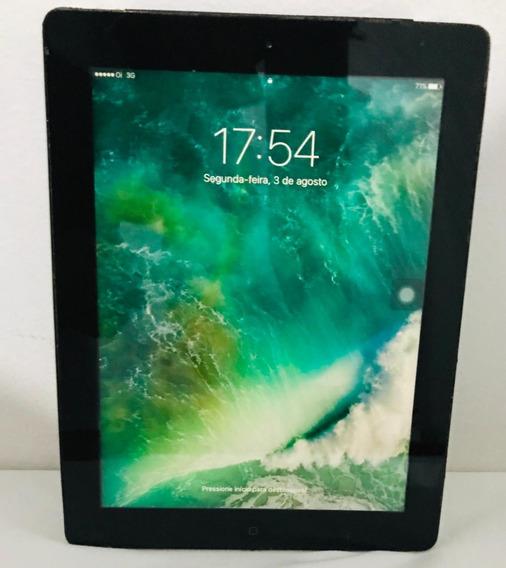 iPad 4a Geração, A1459, Wifi + Celular.