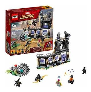 Lego Marvel Super Heroes Avengers: Infinity War Corvus Glaiv