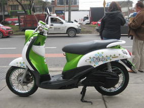 Yamaha Fino 115 Modelo 2013