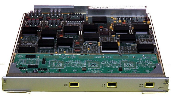 Switch Nortel 3-port Xfp Routing Módulo®