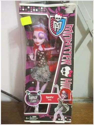 Monster High Dance Class Operetta Swing Importado De Usa