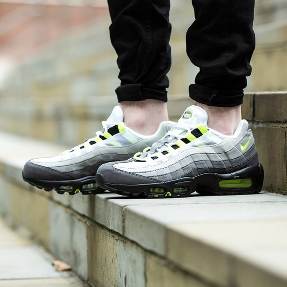 Zapatillas Nike Airmax 95 / A Pedido