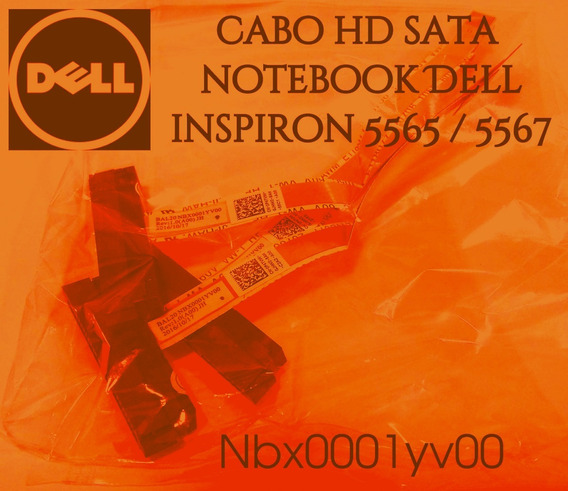 Cabo Sata Hd Notebook Dell Inspiron 15 5565 5567 Nbx0001yv00