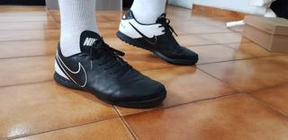 Chuteira Society Nike Tiempox. 41