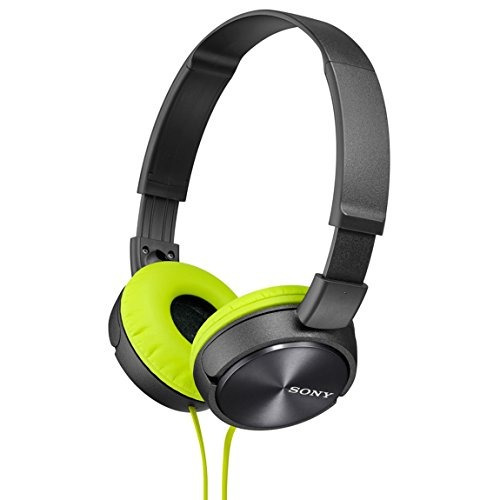 Sony Dynamic Closed-type Auriculares Mdr-zx310-h Verde Lima