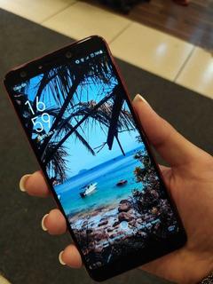 Zenfone 5 Selfie Pro 128gb - Vermelho