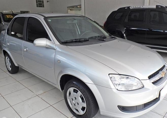 Chevrolet Classic 1.0 Ls Prata 8v Flex 4p Manual 2013