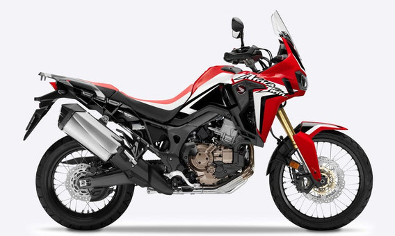 Honda Crf 1000 Mt Africa Twin
